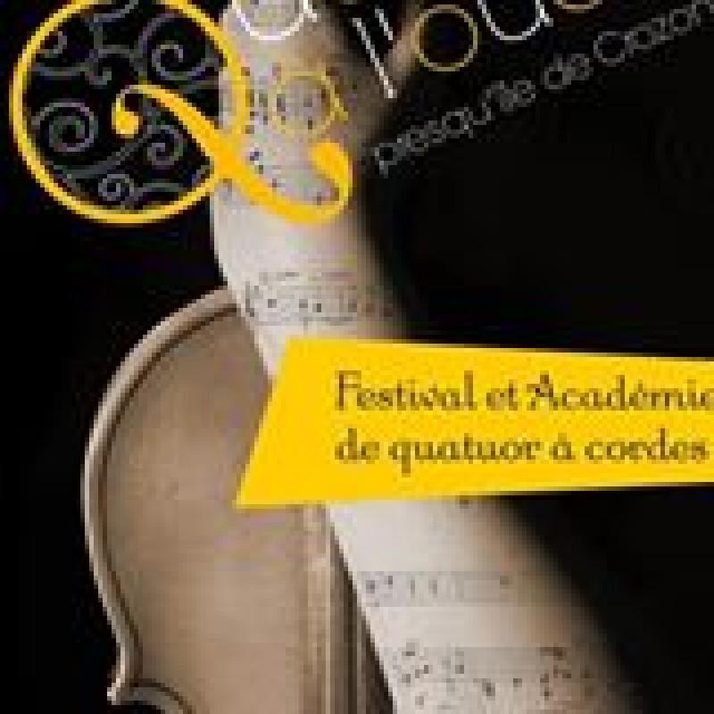 Festival quatuor à l'ouest
